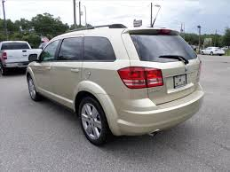 Dodge Journey Sxt 2010 - gold dodge journey in florida for sale used cars on buysellsearch