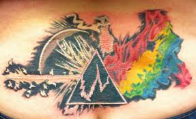 side of the moon done by at spacey s biz flickr