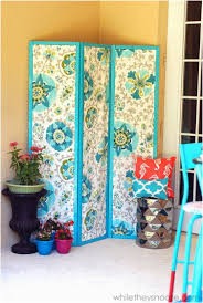 diy privacy screens for spending peaceful days on the patio