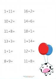 easy addition worksheet 8 addition worksheets homeschool