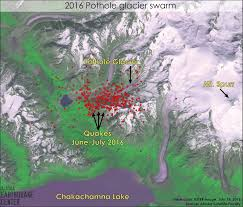 Alaska synonym for travel images Alaska earthquake quot swarm quot probably not earthquakes at all jpg