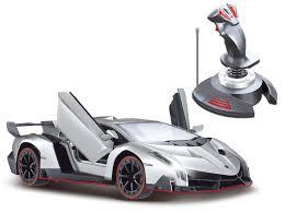 Lamborghini Veneno Back - amazon com holy stone 2962a lamborghini veneno diecast model