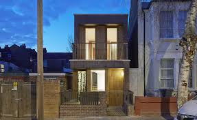 Home Design And Architect Magazine by Meet The Haringey Brick House A Small House With A Big