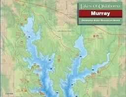 Murray State Map by Map U2013 Lake Murray