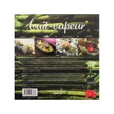 livre cuisine vapeur vapeur par jean claude fascina livre de recettes mastrad