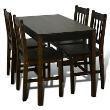 table de cuisine 4 chaises pas cher table a manger 4 chaises set table cuisine avec 4 chaises table a