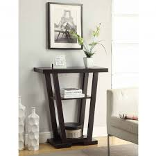 Accent Tables For Foyer Fancy Half Circle Entry Table With Impressive Half Round Accent