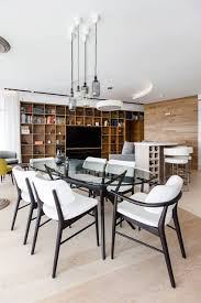 Contemporary Home Decor Located In Russia by Explore A Smooth Lined Contemporary Russian Apartment