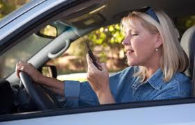 texting and driving is distracted driving considered murder