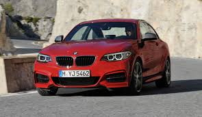 bmw 2 series coupe revealed photos 1 of 14