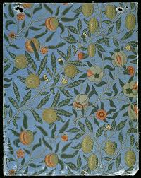 William Morris  Wallpaper Design Victoria And Albert Museum - Poppy wallpaper home interior