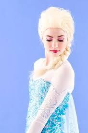 Elsa Halloween Costume Girls Epic Diy Disney U0027s Frozen Elsa Halloween Costume