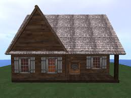 second life marketplace re large western ranch home low prim