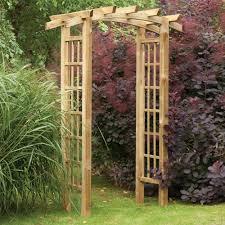 amusing garden archway designs metal garden arbors and trellises