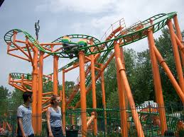 The Goliath Six Flags Top Ten Thrills At Six Flags New England Memoirs Of An Adventurer