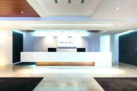 Modern Office Reception Desk Modern Office Reception Design Modern Office Reception Desk Office