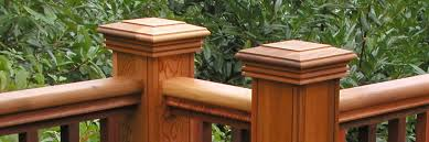 Decorative Wood Post Post Caps Woodway Products