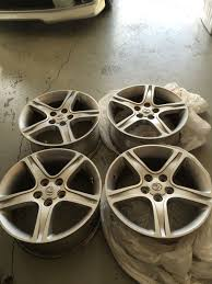 lexus is300 rims and tires wa fs stock set of is300 and ls430 wheels clublexus lexus