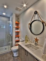 Nautical Bathroom Mirrors Add Rustic Charm To Your Home With Hanging Accent Features