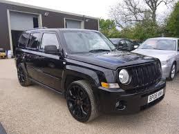 silver jeep patriot used 2008 jeep patriot 2 4 cvt limited 4x4 in black black