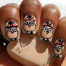 thanksgiving fingernails 23 snazzy nail ideas for thanksgiving