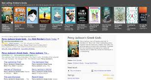 Percy Jackson Barnes And Noble Finding Great Books Just Got Easier With Bing Best Sellers Search