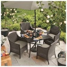 Target Patio Furniture Sets Great Outdoor Patio Furniture With - Threshold patio furniture