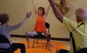 Armchair Yoga For Seniors Blog