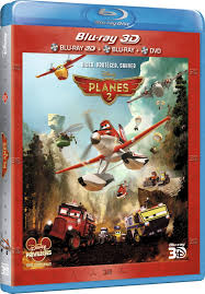 planes fire rescue 3d blu ray france