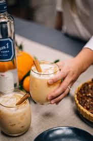 thanksgiving cocktail pumpkin spice cocktail the taste sf