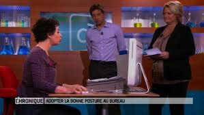 bonne position au bureau adopter la bonne posture au bureau