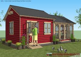 chicken coop designs shed with greenhouse coop garden combination