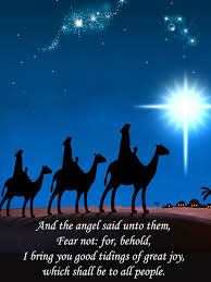 inspirational bible quote of the day luke 2 10