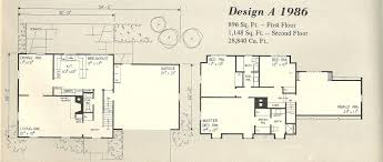 vintage house plans 1970s new england gambrel roof homes posted