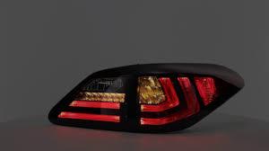 lexus is250 jdm tail lights 10 12 lexus rx350 led tail lights youtube