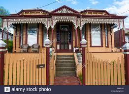 Haus Anzeige Späten Viktorianischen Doppel Fronted Holz Haus In Melbourne