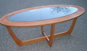 G Plan Coffee Table Teak - woodwork gplan coffee table oval pdf plans