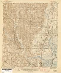 Map Of Al Alabama Topographic Maps Perry Castañeda Map Collection Ut