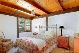 Bedroom Rustic - 2 bedroom rustic adobe house pacific grove ca