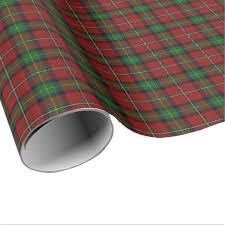 tartan wrapping paper clan boyd scottish tartan wrapping paper zazzle co uk