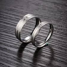 cincin cople cincin titanium high class no abal abal original titanium