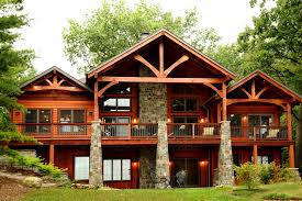 a frame style homes timber homes from brio house builder in wi