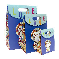 dw pb3102 custom colored paper gift bags with printed logo