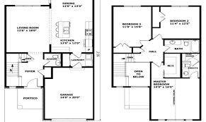 modern two story house plans 20 amazing two story house plans with balconies architecture
