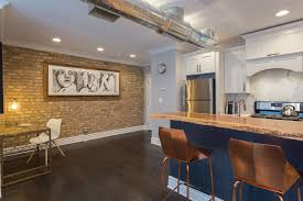classy chicago loft with free parking apartments for rent in