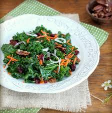 kale salad for thanksgiving salads