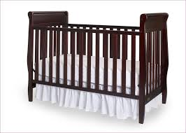Convertible Crib With Storage Contvertible Cribs Cherry Wood Crib Storage Solid
