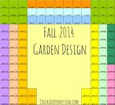 fall 2014 garden design