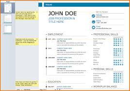 modern resume template word templates free for mac microsoft