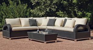 canapé d angle jardin canape d angle de jardin maison design wiblia com
